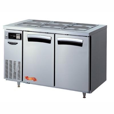 라셀르 반찬냉장고 1200 (LTB-1224R)간접냉각방식 밧드별도