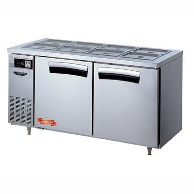 라셀르 반찬냉장고 1500 (LTB-1524R)간접냉각방식 밧드별도