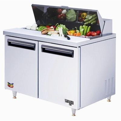 라셀르 명품 샐러드 냉장고(DY-484SR)간냉식/밧드별도