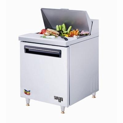 라셀르 명품 샐러드 냉장고 간냉식 (DY-284SR) 밧드별도
