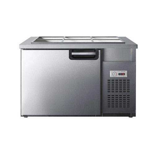 유니크 반찬냉장고1200x700 아날로그 UDS-12RBAR 밧드별도