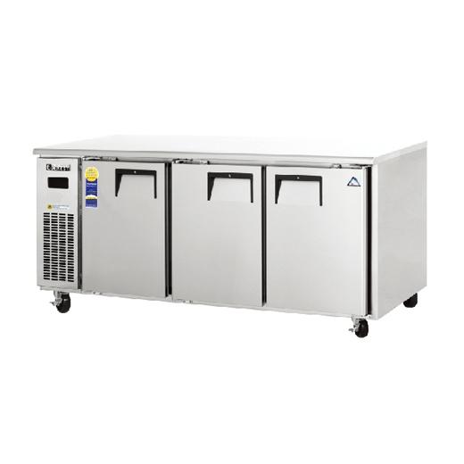 부성 반찬냉장고(간냉식 1800/700/800) B180B-3RRRS-E (밧드별도)