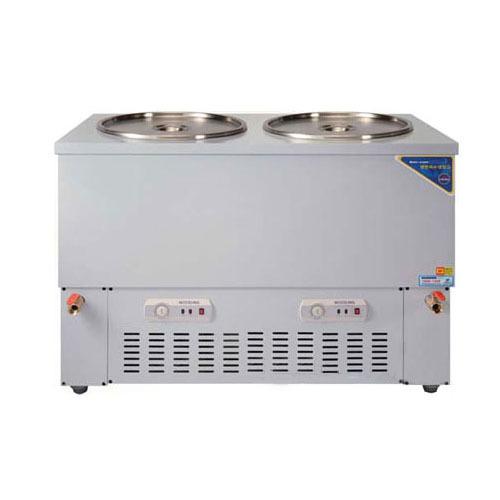 우성 스텐육수냉장고 (5말쌍통2라인)WSR-520